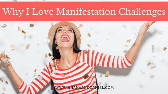 manifestation challenge, ahaha and daniel